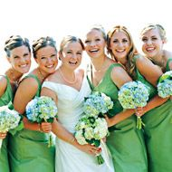 Bridesmaids: Bridesmaid Duties in Detail    Here's the skinny on what bridesmaids should do