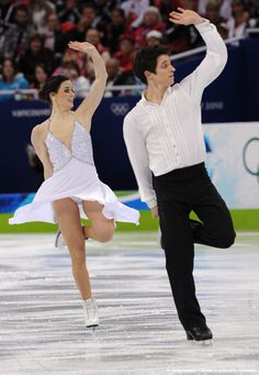 The Virtue-Moir Legacy Project Virtue And Moir, Tessa Virtue Scott Moir, Figure Skating Olympics, Love On Ice, Legacy Projects, Running Pictures, Tessa And Scott, Ice Dance, Ballroom Dress