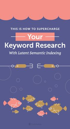 Understanding how LSI works is key to driving more organic search traffic. http://coschedule.com/blog/latent-semantic-indexing/?utm_campaign=coschedule&utm_source=pinterest&utm_medium=CoSchedule&utm_content=How%20To%20Improve%20Your%20Keyword%20Research%20With%20Latent%20Semantic%20Indexing