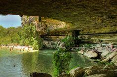 Hamilton Pool—Hamilton Pool Preserve, Texas