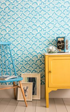 furniture painted with babouche - Google Search
