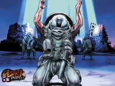 desert punk | Desert Punk Official - Anime Wallpaper, Desktop