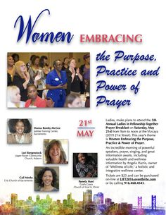 5th Annual Ladies in Fellowship Together Prayer Breakfast