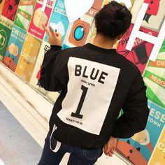 3 COLOURS love,blue,super bomber