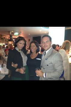 Adam Ryan from TOWIE season 1 and EFW looking amazing in one of our double breasted blazers