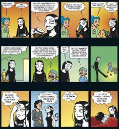 Nemi-lehti nro 2/2010. #sarjakuva #sarjis #egmont #gootti #goth