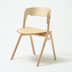 Jin Kuramoto adds maple furniture to Matsuso T range