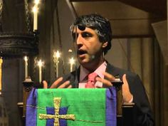 Reza Aslan preaches at All Saints Church