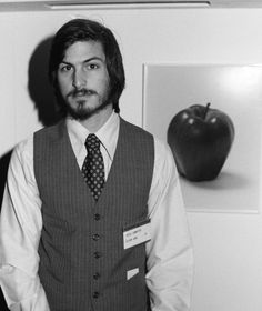 Steve Jobs – Co-Founder and Former CEO of Apple | 21 Of The World's Most Powerful People As Youngsters