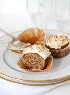 Very-Ginger Gingerbread Cupcakes2