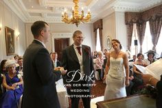 Crathorne Hall Hotel Wedding Photographs and Wedding Photography for Kate and James
