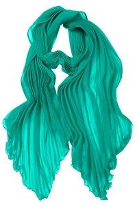 The Green Scarf ( from Confessions of a Shopaholic)!