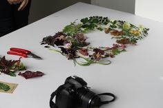amy merrick - flower arrangement