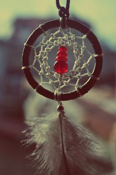 Dreamcatcher by rochellearcega, via Flickr