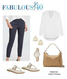 Are Wide Capri Pants out of Style? | Fabulous After 40 | Fashion ...