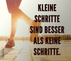 Running: The best reasons and motivational Laufen: Die besten Gründe und Motivationssprüche Motivation sayings for runners and athletes: Small steps are better than no steps! Sport Motivation, Fitness Motivation Quotes, Running Quotes, Sport Quotes, Social Trends, Teenager Quotes, Really Love You, Life Goals, Me As A Girlfriend