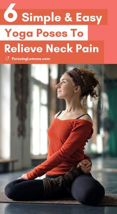6 Easy Yoga Poses To Relieve Neck Pain | Feeling tense in the neck? Start practicing this yoga sequence every day to relieve neck pain. Make sure to do them frequently and they will help you reduce your neck stiffness and avoid neck pains in the future. #yoga #yogaposes #neckpain yoga poses for beginners TOP 50 INDIAN ACTRESSES WITH STUNNING LONG HAIR - ANUSHKA SHARMA PHOTO GALLERY  | CDN2.STYLECRAZE.COM  #EDUCRATSWEB 2020-07-16 cdn2.stylecraze.com https://cdn2.stylecraze.com/wp-content/uploads/2014/03/Anushka-Sharma.jpg.webp