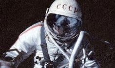 The first space walk – in pictures   Science   The Guardian