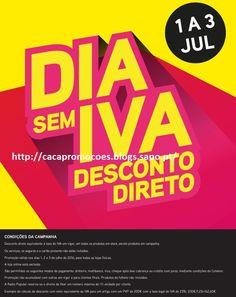 """Promoções Rádio Popular - Antevisão """" Dias Sem Iva """" 1 a 3 julho - http://parapoupar.com/promoes-rdio-popular-anteviso-dias-sem-iva-1-a-3-julho/"""