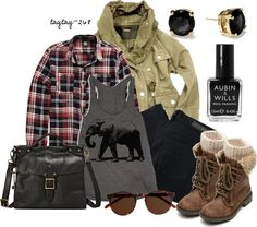 """Grunge Country"" by taytay-268 on Polyvore"