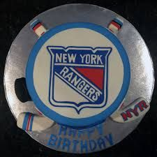 Image result for ny rangers cake