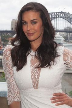 Megan Gale on how she feels about returning to work after maternity leave - Vogue Australia