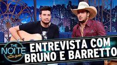 The Noite (12/10/16) - America's Next Namorada do Bruno - YouTube