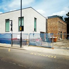 St Georges CE school extension #foresthill #se23 #education #architecture #construction #school #lewisham