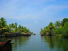 Vembanad Lake , Kerala
