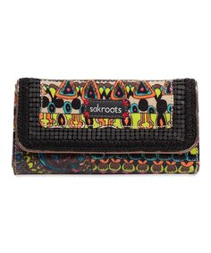Take a look at this Neon One World Wallet on zulily today!