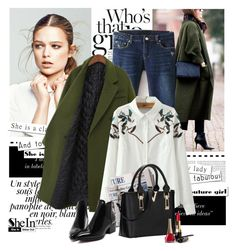 """""""Shop - Shein"""" by yexyka ❤ liked on Polyvore featuring Monday, ANNA, 7 For All Mankind, Sheinside and shein"""