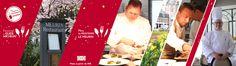 """Venez découvrir le Festival du guide MICHELIN """"Menu Printemps"""" au restaurant gastronomique Le Meurin. http://michel.in/1Ju8Qel"""