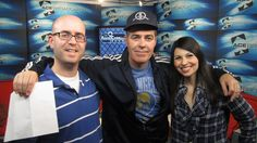 The Adam Carolla Podcast! Alison Rosen sucks ass thankfully she's gone.
