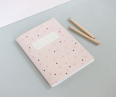 Image of Notebook Gouttes - Grand