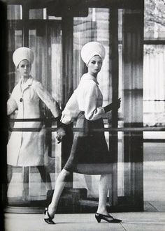 Vogue 1962 Photo by William Klein