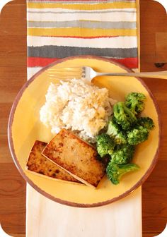 Vegan Mother Hubbard: Sweet and Salty Pineapple Tofu with Coconut Rice