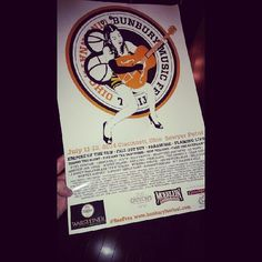 Hey - we know those dudes... If you've seen these flyers around your city, then you know it's time for the Bunbury Music Festival! Come see us TOMORROW Friday, July 11th at 2PM on the Amphitheater Stage!   http://bunburyfestival.com/schedule-2014   #beefree #bunburyfestival #musicfestivals #concert #live #wallstreet #indieartist #DIY #musicbiz #theupsetvictory #rock #pop #July #summer #amphitheater #music #musicians #bands #artists #downtown #Cincinnati #ohio #sawyerpoint #yeatmanscove