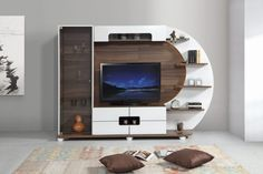 13 Ideas About Modern TV Wall Units to Impress You