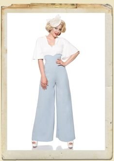 Retro and vintage clothing, swing trousers
