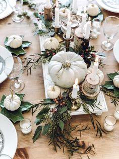 Rustic Fall Tablescape - B-after Rustic Fall Decor, Rustic Farmhouse Decor, Fall Home Decor, Thanksgiving Tablescapes, Holiday Tablescape, Holiday Decor, Wedding Reception Decorations, Table Decorations, Fall Table