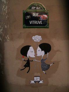 Fred Le Chevalier - Street Artist