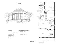 new orleans camelback house plans - Google Search
