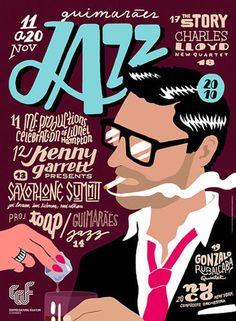 2010 Jazz Posters