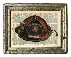 my hubby is a firefighter and would love this!