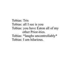 ~Divergent~ ~Insurgent~ ~Allegiant~ making me laugh too hard Divergent Memes, Divergent Fandom, Divergent Insurgent Allegiant, Divergent Trilogy, Insurgent Quotes, Tris And Tobias, Tris And Four, The Fault In Our Stars, Book Fandoms