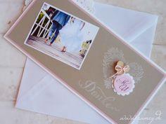 Dankeskarte Hochzeit, Romantisch, Vintage Style, Papierspitzendeckchen, Handgemacht, Stampin´ UP!,  Sandra Kolb, www.samey.de, www.samey-atelierfarbstil.blogspot.de