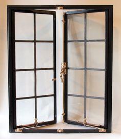 Seekircher Steel Window Corp:  restored vintage windows