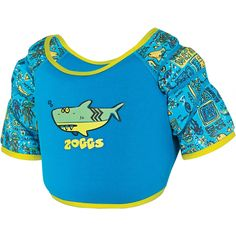 Deep Sea Water Wing Vest 2-3yrs & 4-5yrs