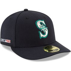 new styles 92e60 2cd67 Men s Seattle Mariners New Era Navy MLB 150th Anniversary Authentic  Collection Low Profile 59FIFTY Fitted Hat, Your Price   39.99