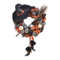 cute halloween door decoration wreath - Google keresés